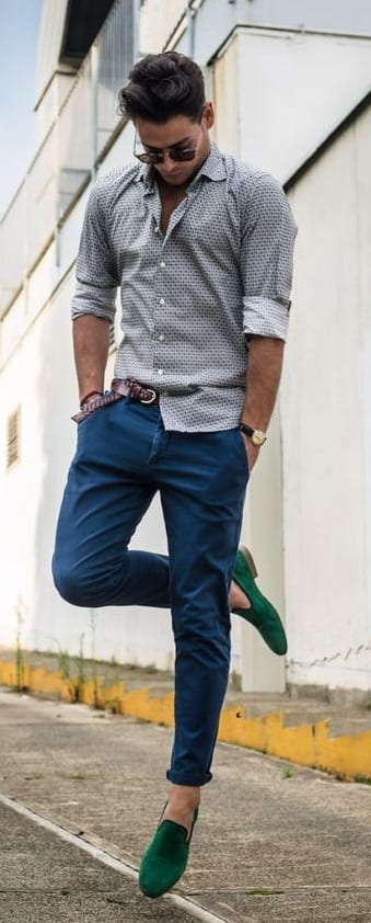 shirt everyday outfit for men