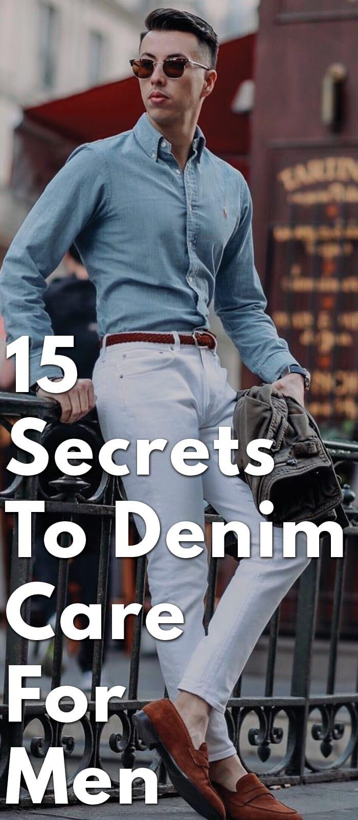 15-Secrets-To-Denim-Care-For-Men