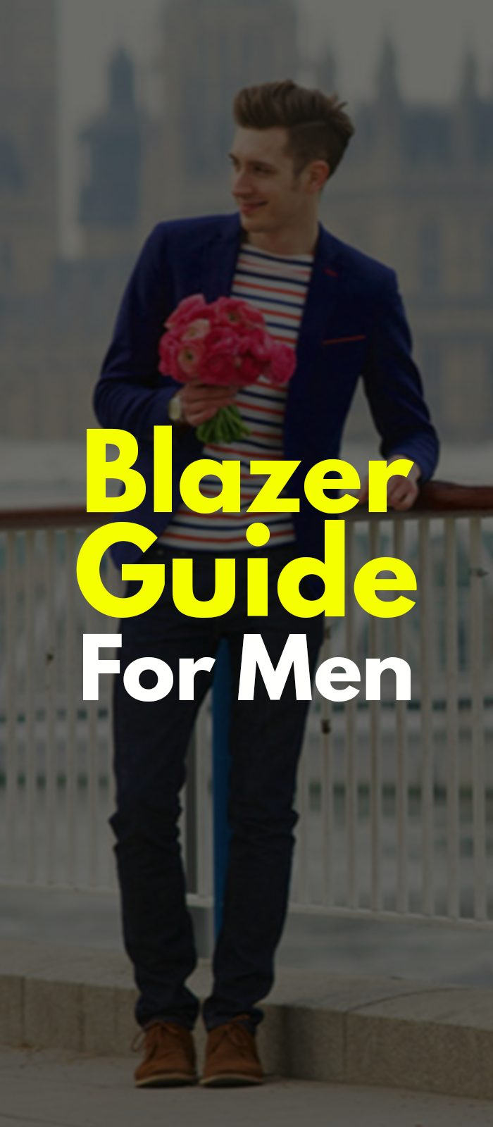 Blazer Guide For Men