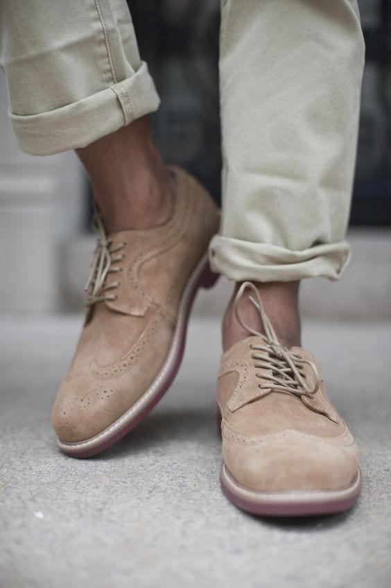 Menswear Pieces - derbies