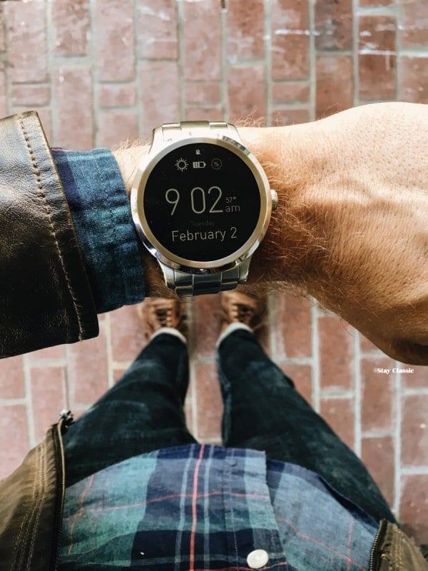 Watch Guide - smart watch