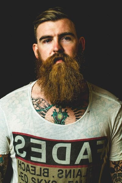 beard styles- yeard beard