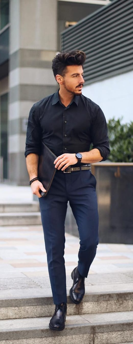 30 styling tips for men to master business casual look