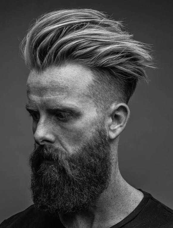 2 Combinations Men Should Try With The Undercut Pompadour Hairstyle