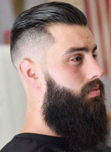 2 Sexy Combinations To Try With The Modern Pompadour Hairstyle