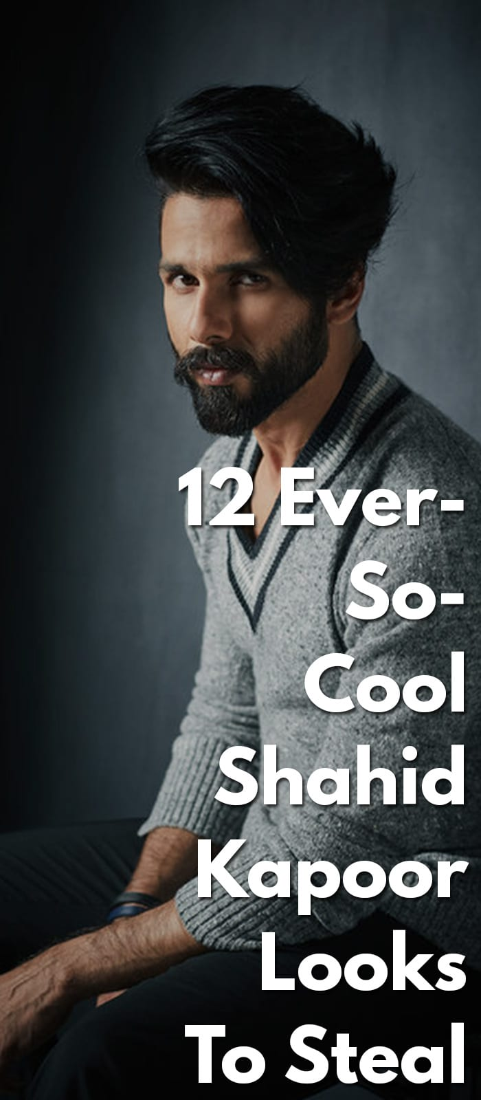 12 Ever-So-Cool Shahid Kapoor Looks To Steal!