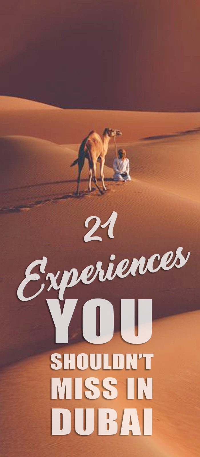 21 Experiences You shouldn't Miss in Duba
