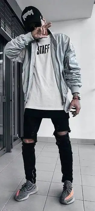 Amazing Yeezy Outfit Ideas For Men