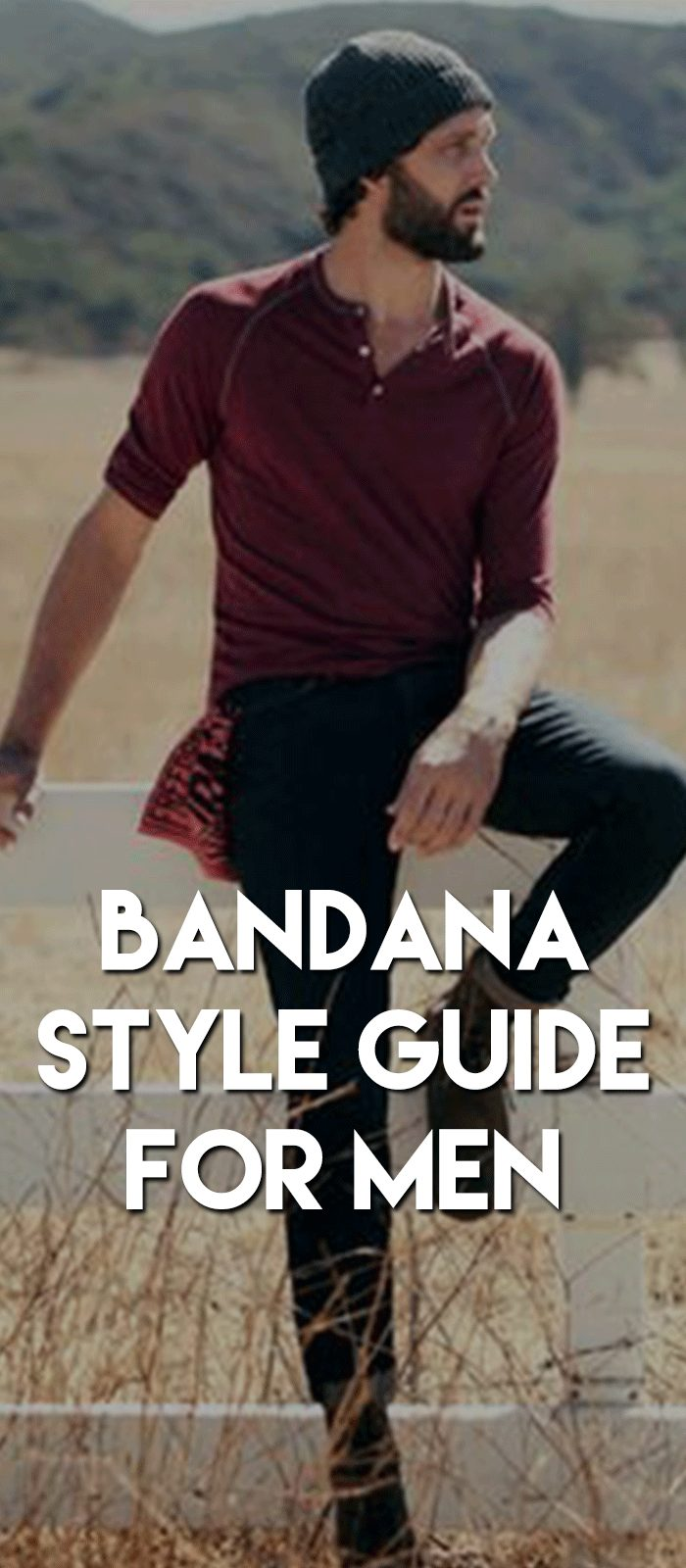 Bandana Style Guide For Men
