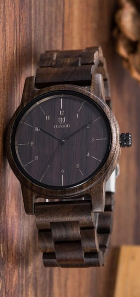 Fashionable Wooden Watches For Men