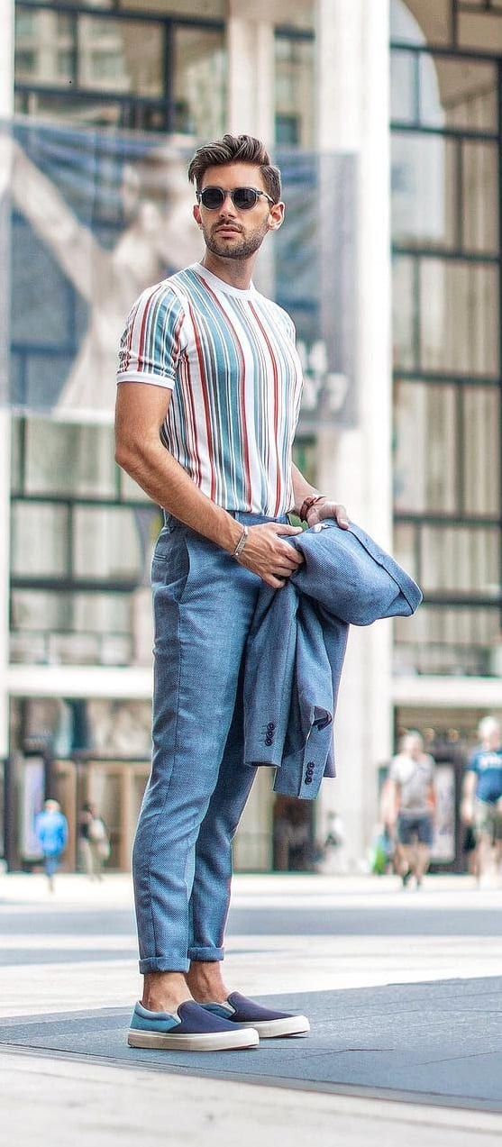 OOTD ideas for men to try out