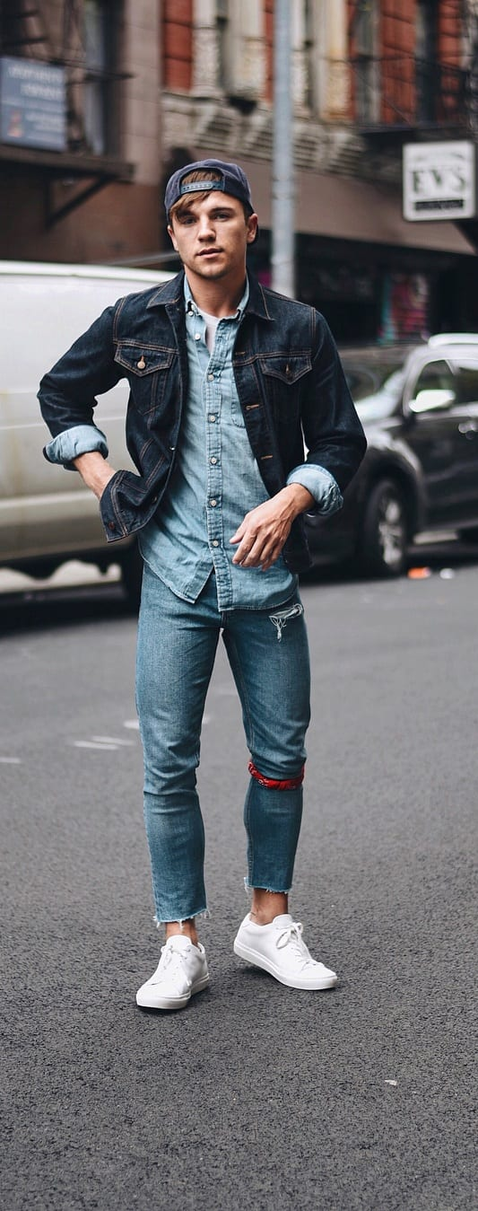Things Men Should Own - Good Denim