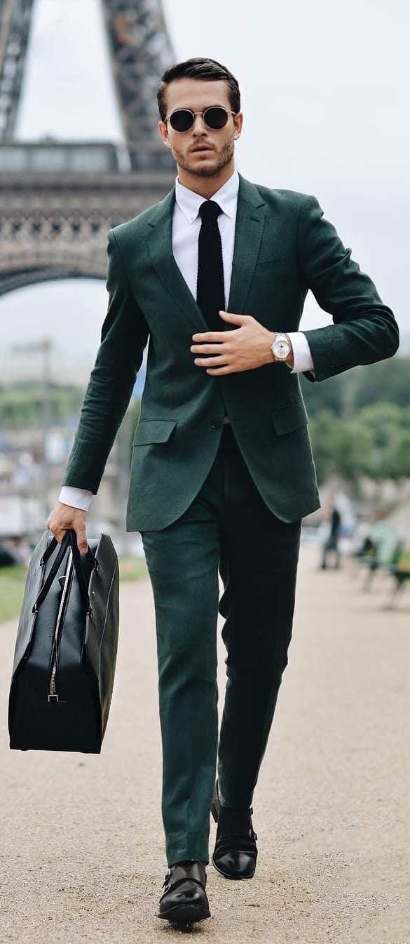 Things Men Should Own - Well Fitted Suits