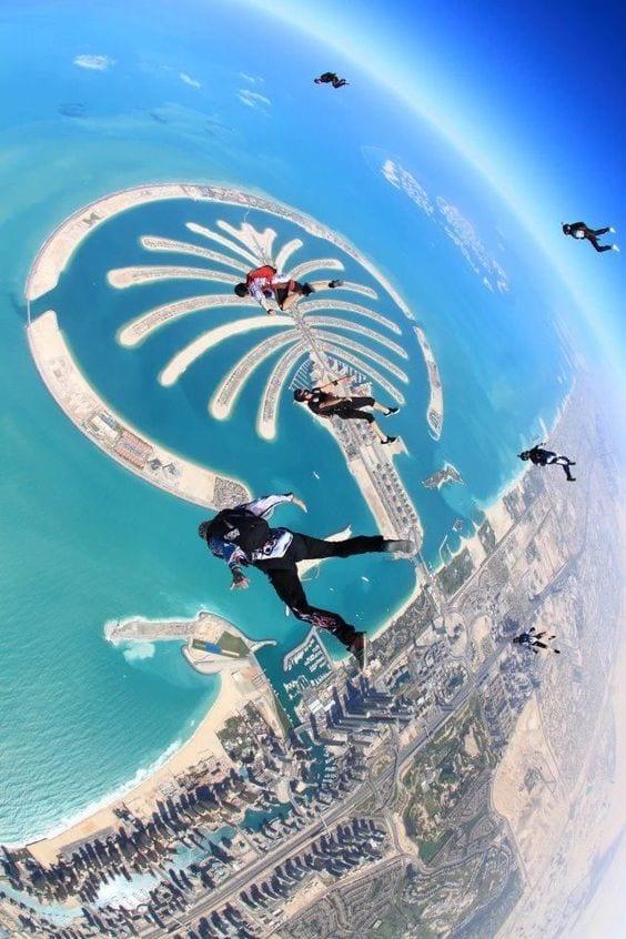 skydiving dubai price dubai for skydiving
