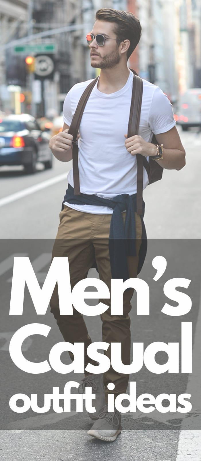 10 American Casual Outfit Ideas Men Should Try Out