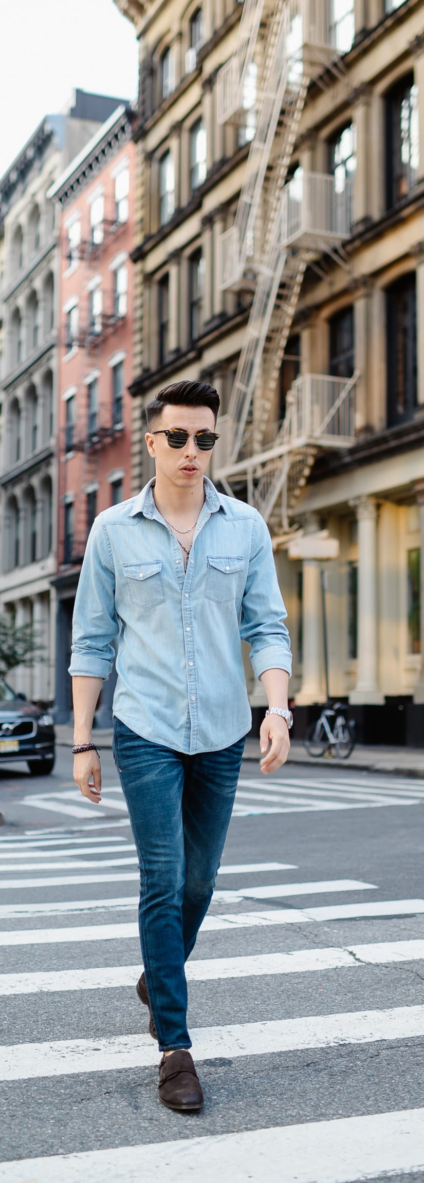 American Casual Outfit Ideas For Guys