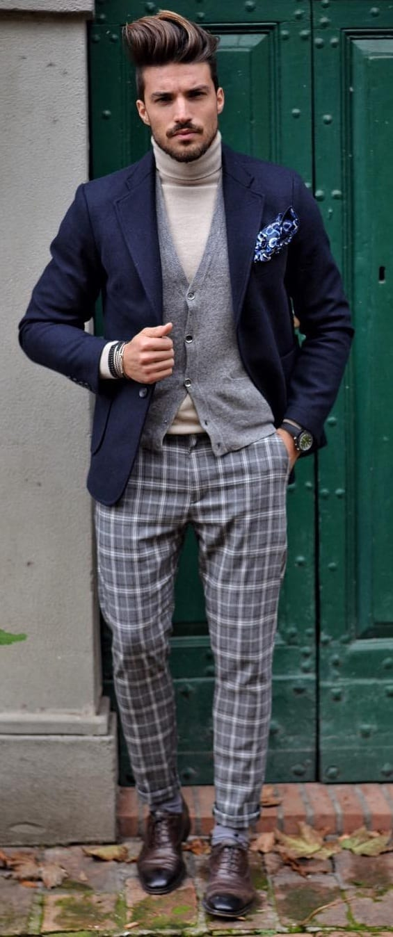 Cool Mix Match Outfit Ideas For Men