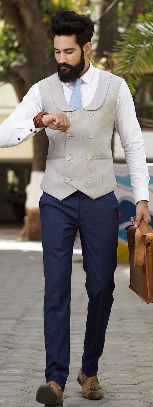 Formal outfit ideas men should style right now