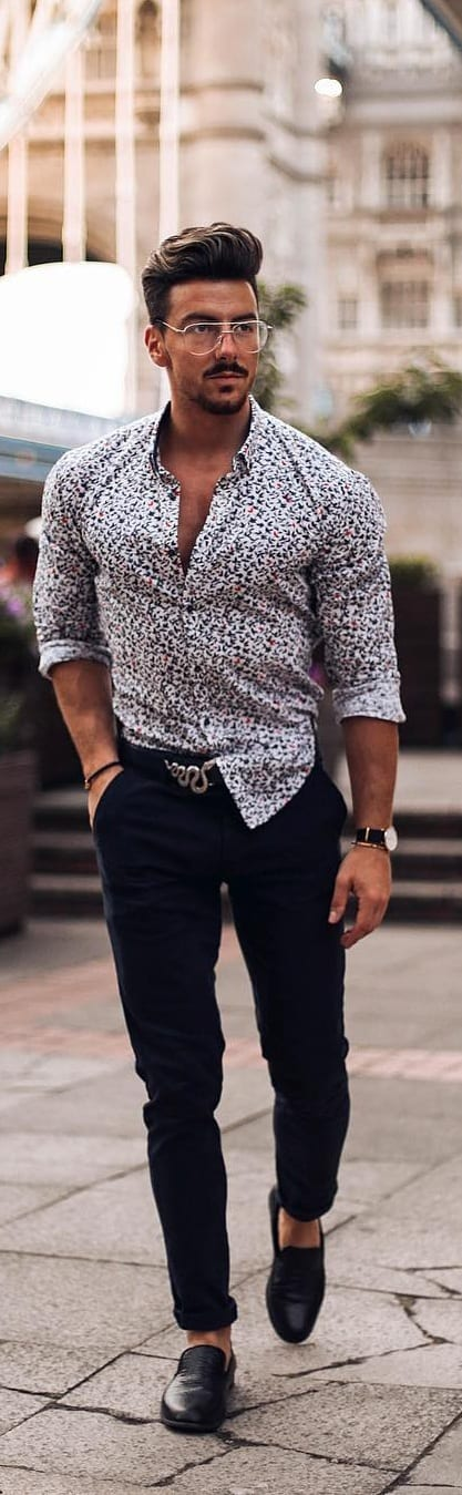 Fresh Holiday Outfit Ideas For Men