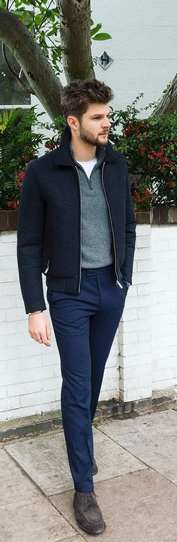 Semi Formal Outfit Ideas For Men To Style