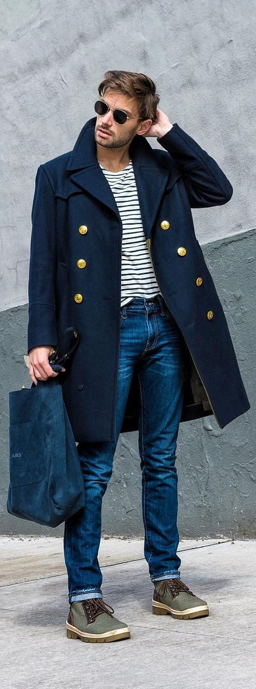Semi Formal Outfit Ideas For Stylish Men