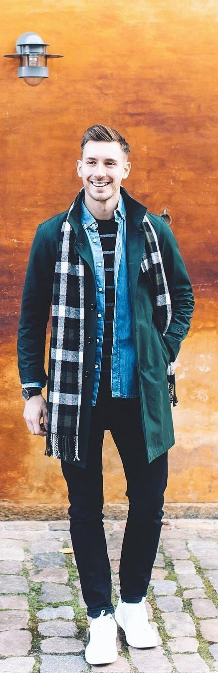 Stunning Mix Match Outfit Ideas For Men