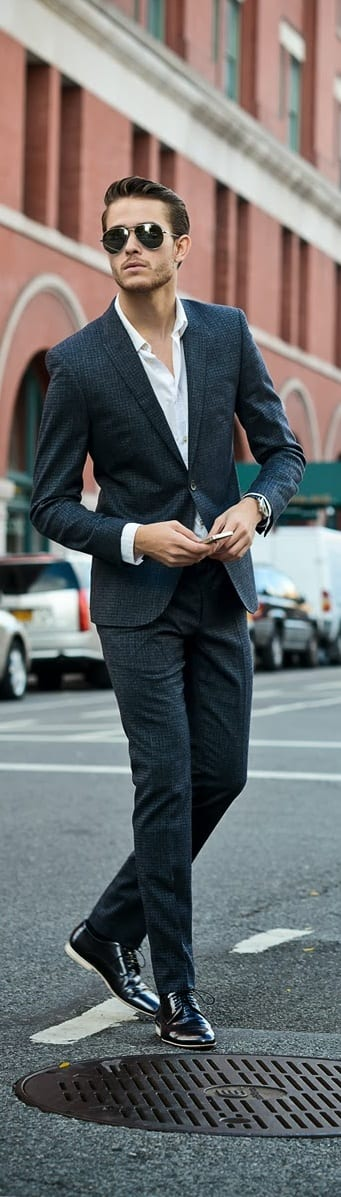 Stunning Tailored Suit For Men