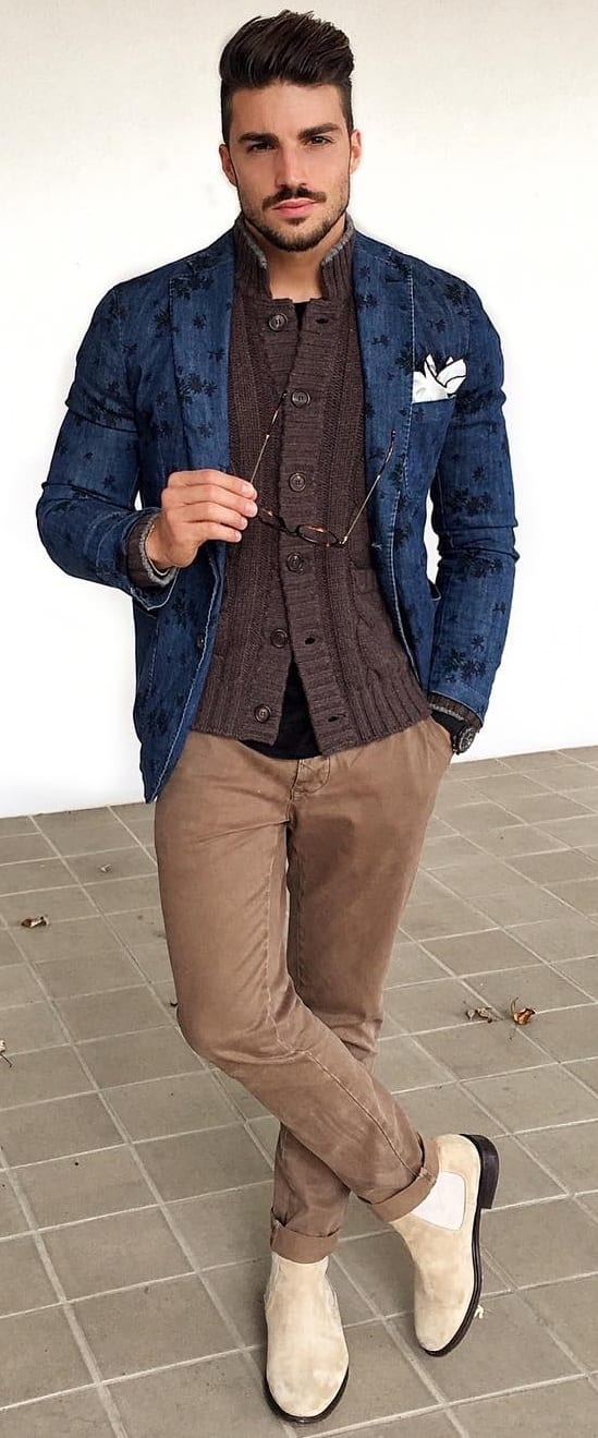 Trendy Mix Match Outfit Ideas For Men