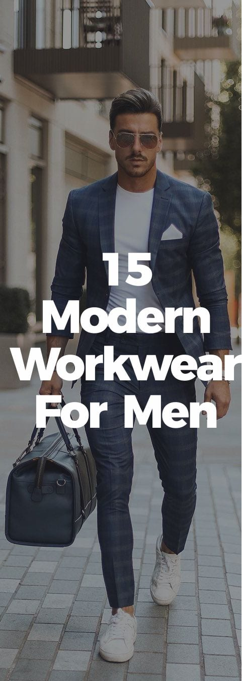 15 Trendy Ways To Style Modern Workwear
