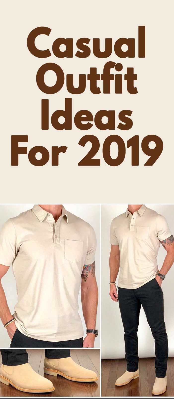 Casual Outfit Ideas For 2019
