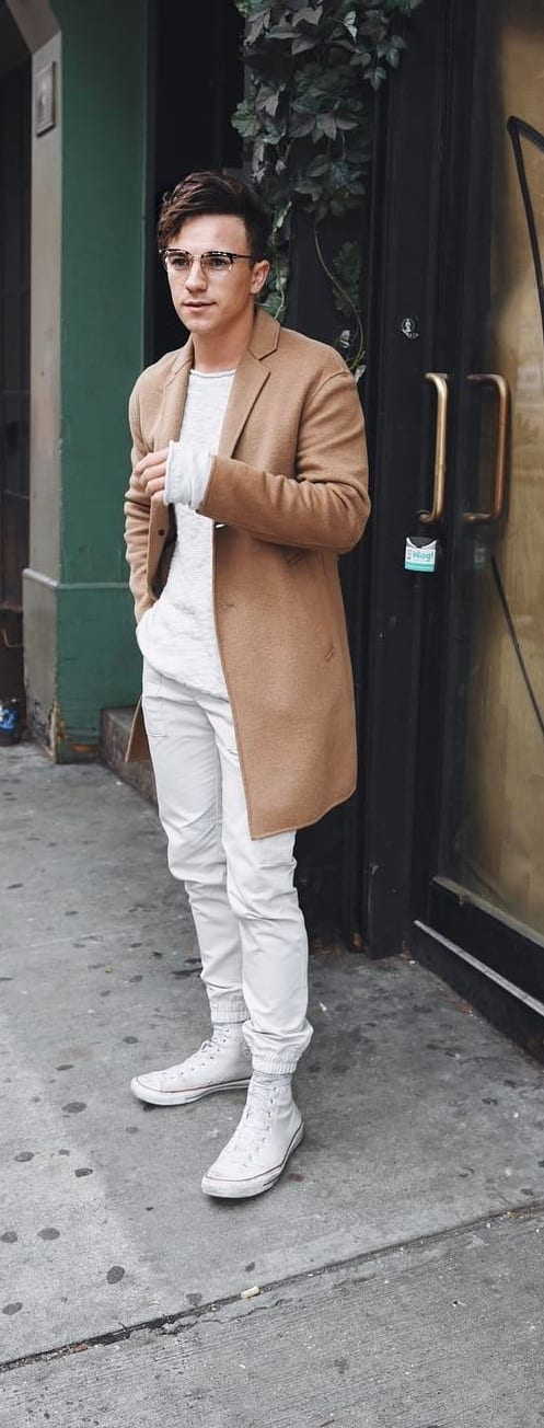 Cool Coat Outfit Ideas For Men
