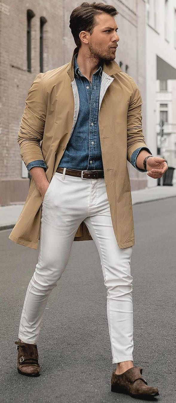 Cool Modern Workwear For Guys