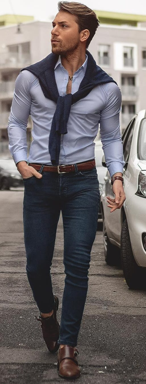 Fashionable Modern Workwear For Guys