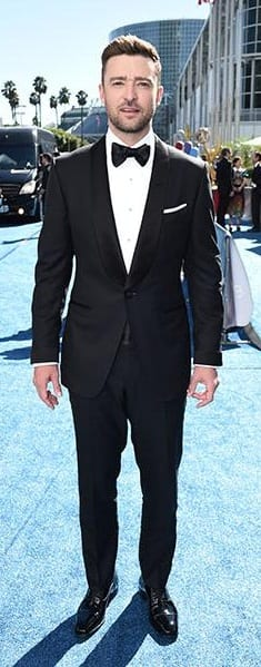 Justin Timberlake - Best Dressed Men Of The Week
