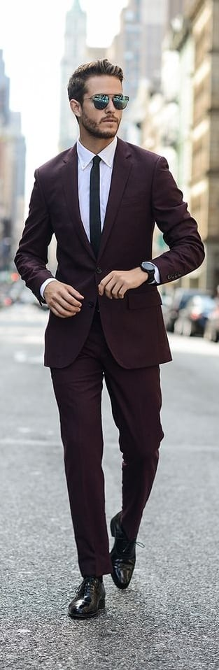 Shirt And Suit Combinations For Men To Style