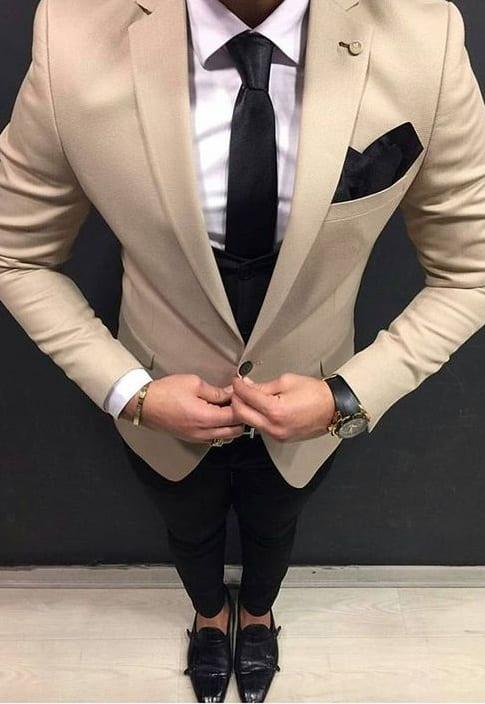 Sophisticated Suit Ideas For Men