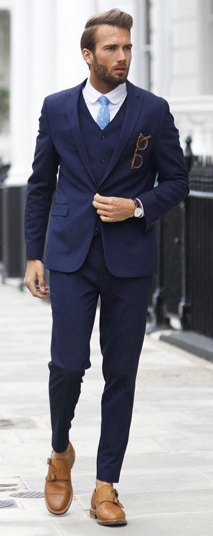 Suit Combination Ideas For Men