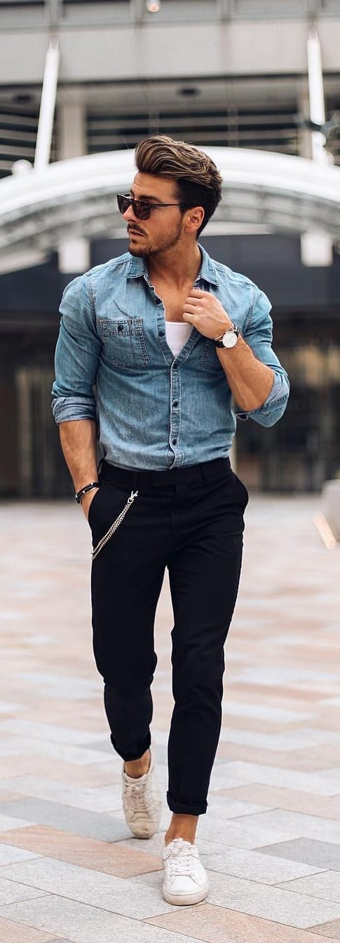 Trendy Casual Outfit For Men