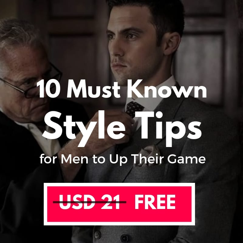 must have style tips for men in 2019