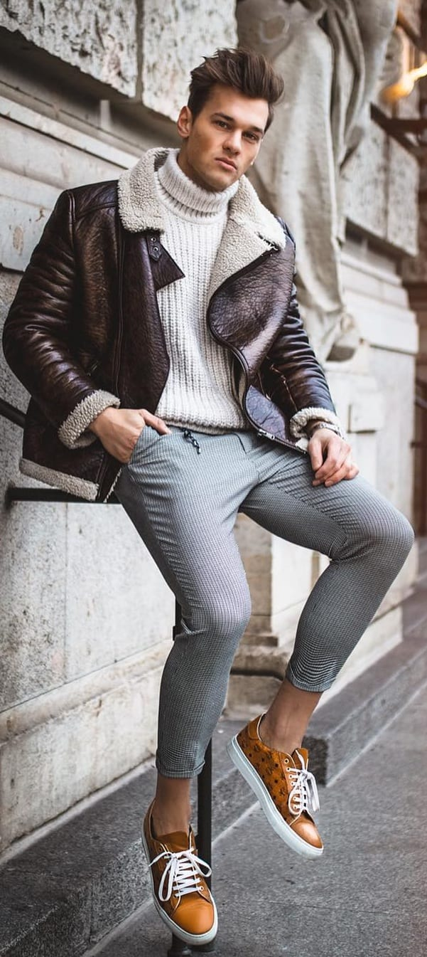 Fashionable Fall Outfit Ideas For Men