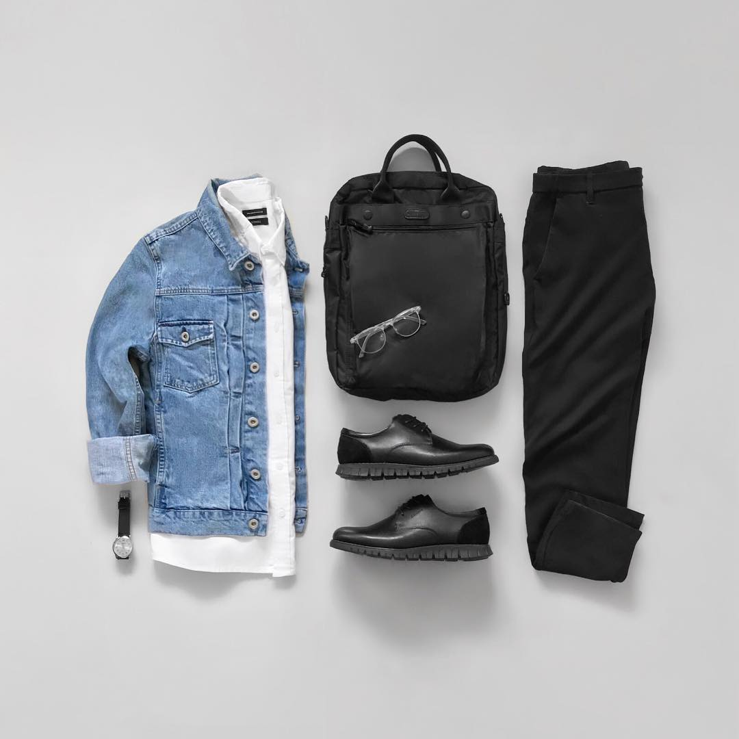 Fashionable Outfit Of The Day For Men To Try