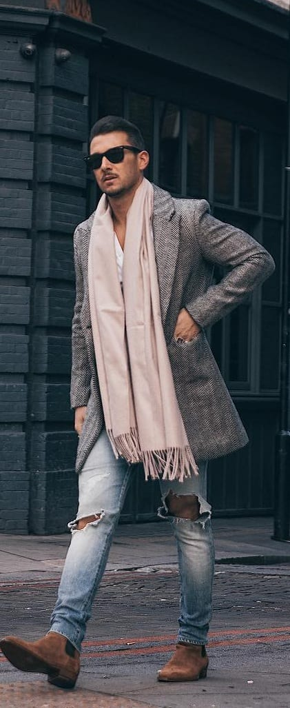 Trendy Fall Outfit Ideas For Men