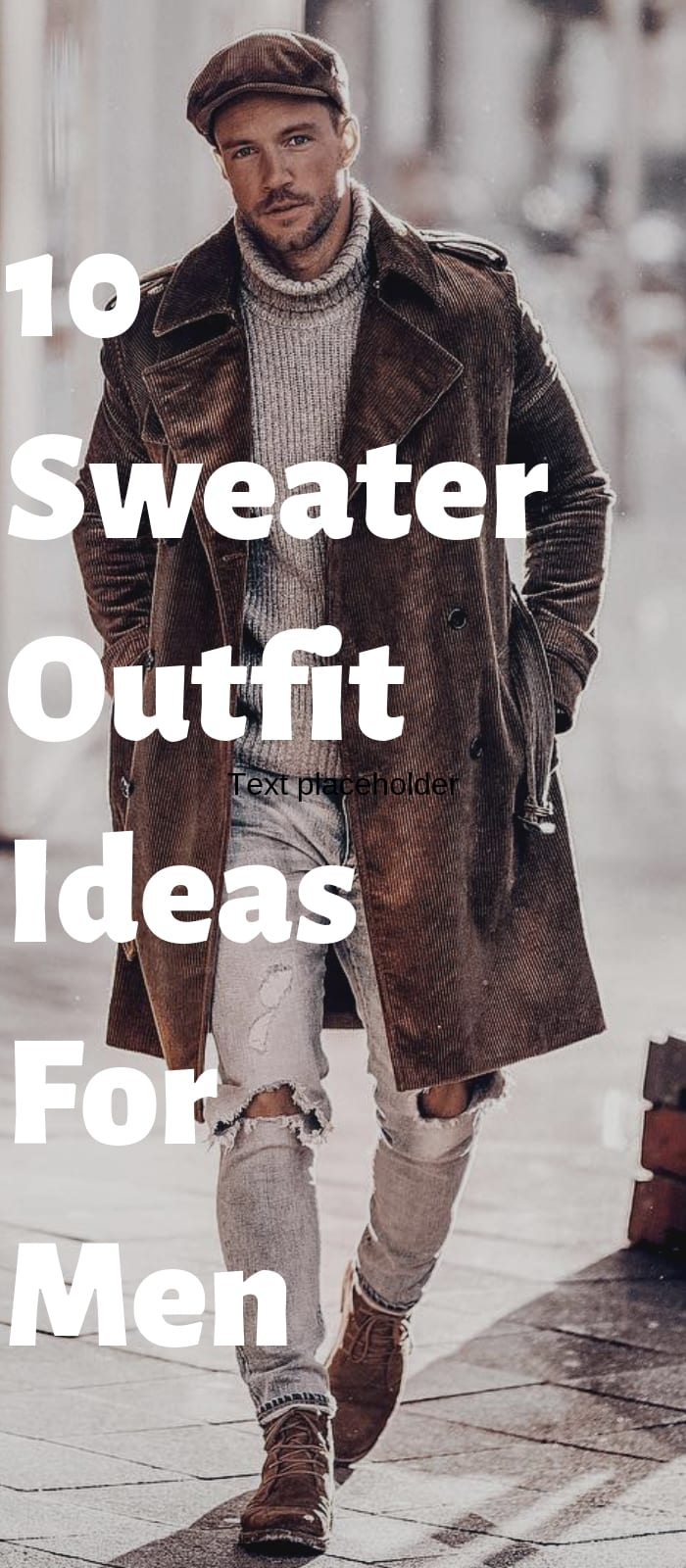 10 Ways To Style Sweater Fashionably!
