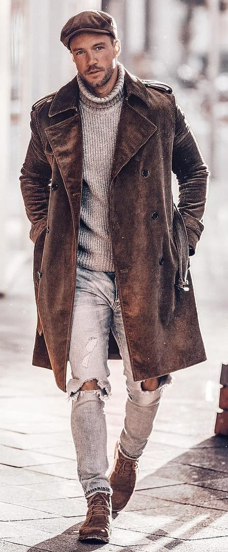 Amazing Sweater Outfit Ideas For Men