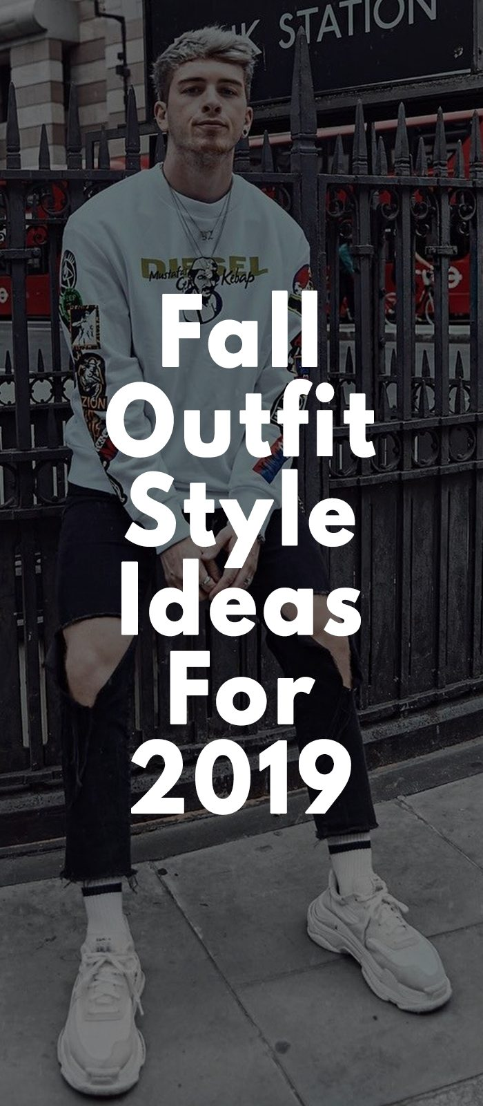 Fall Outfit Style Ideas For 2019
