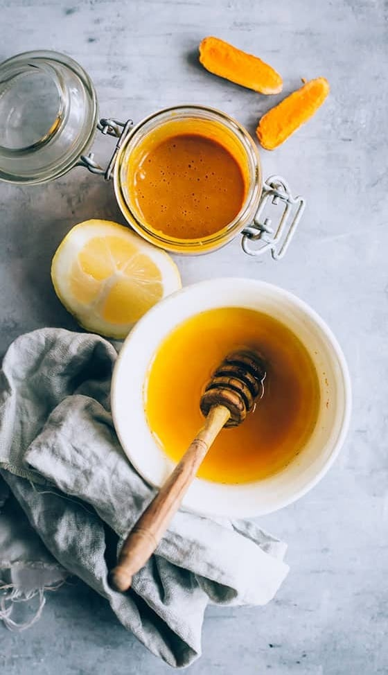 Turmeric And Honey For Acne Scar Removal For Men