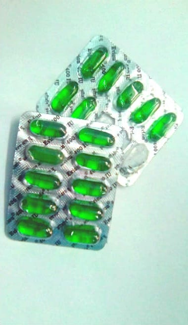 Vitamin E Capsule For Acne Scar Removal For Men