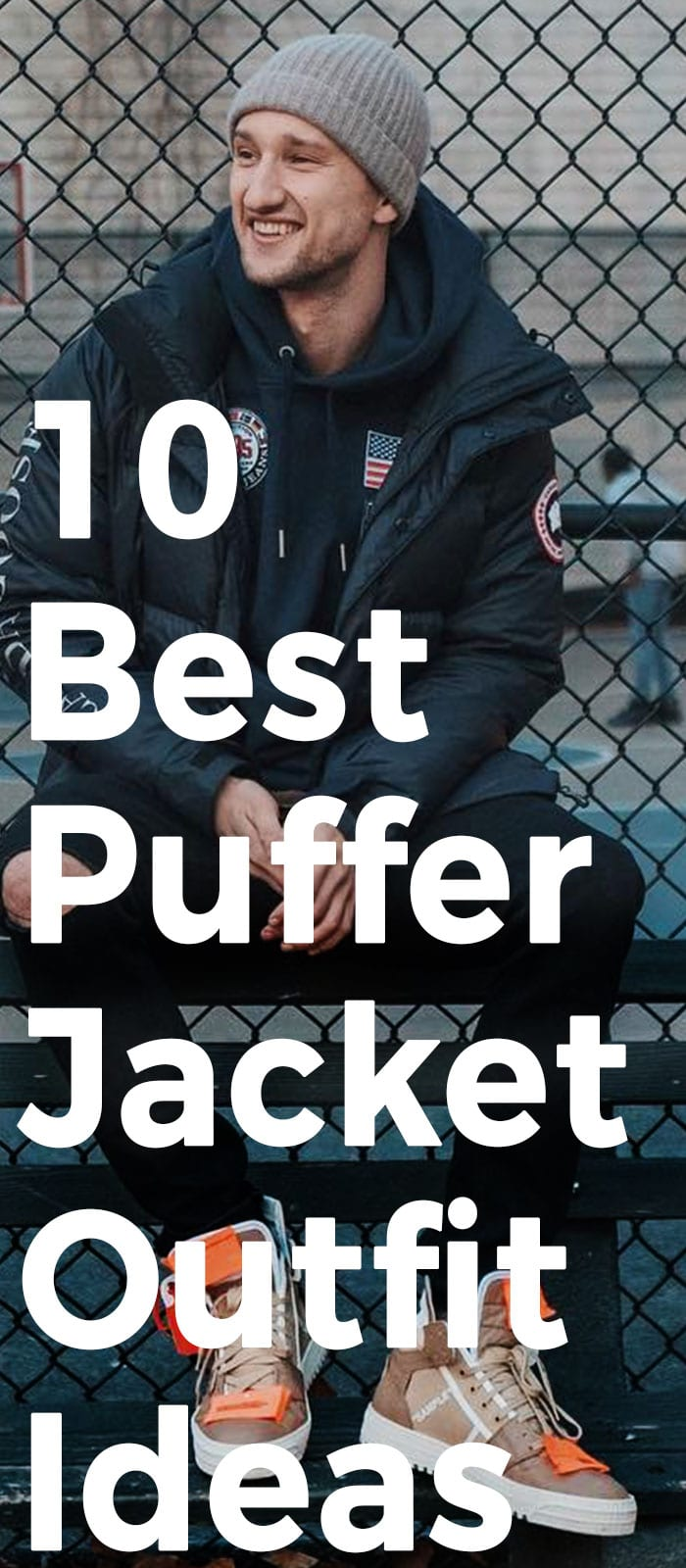 10 Best Puffer Jacket Outfit Ideas!