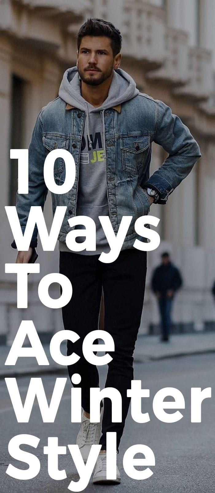 10 Ways To Ace Winter Style!