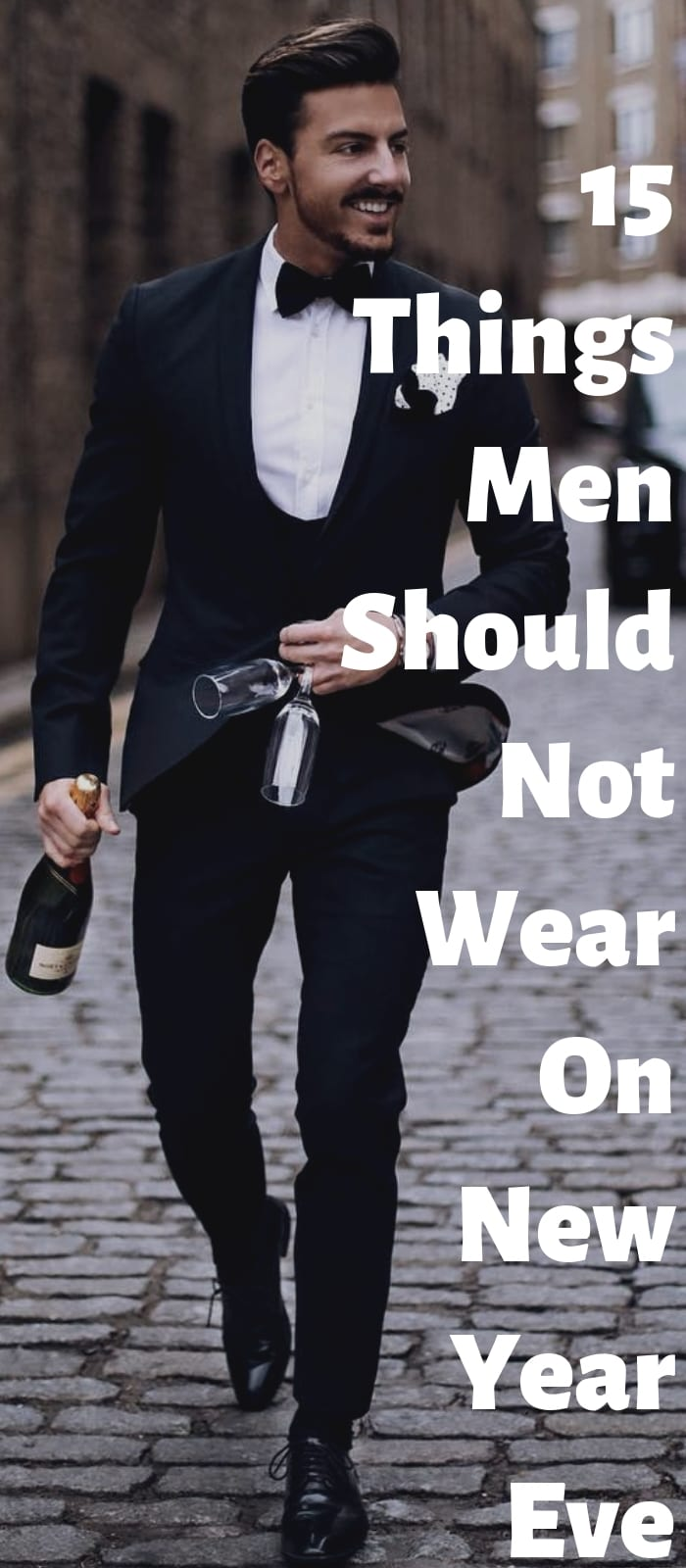 15 Things Men Should Not Wear On New Year Eve.